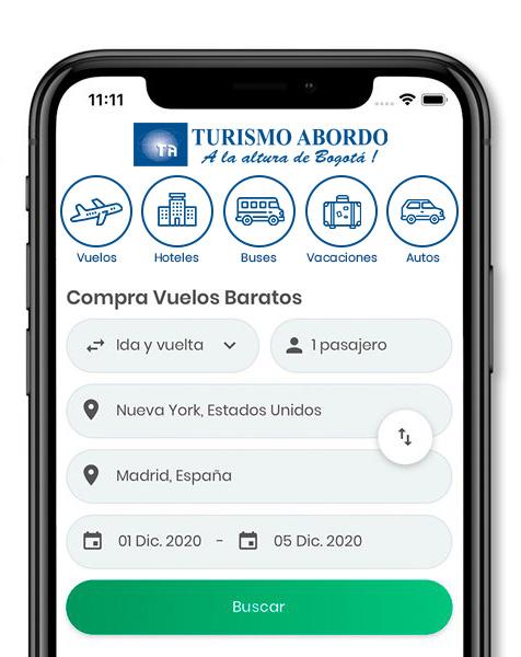 App Turismo Abordo LTDA.